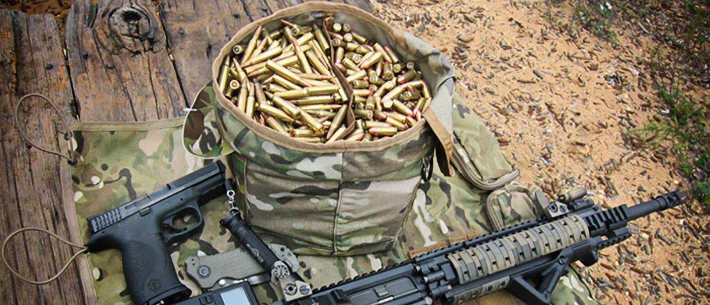 Stay Loaded With the Emdom/MM Ammo SAC (Soft Ammo Can)
